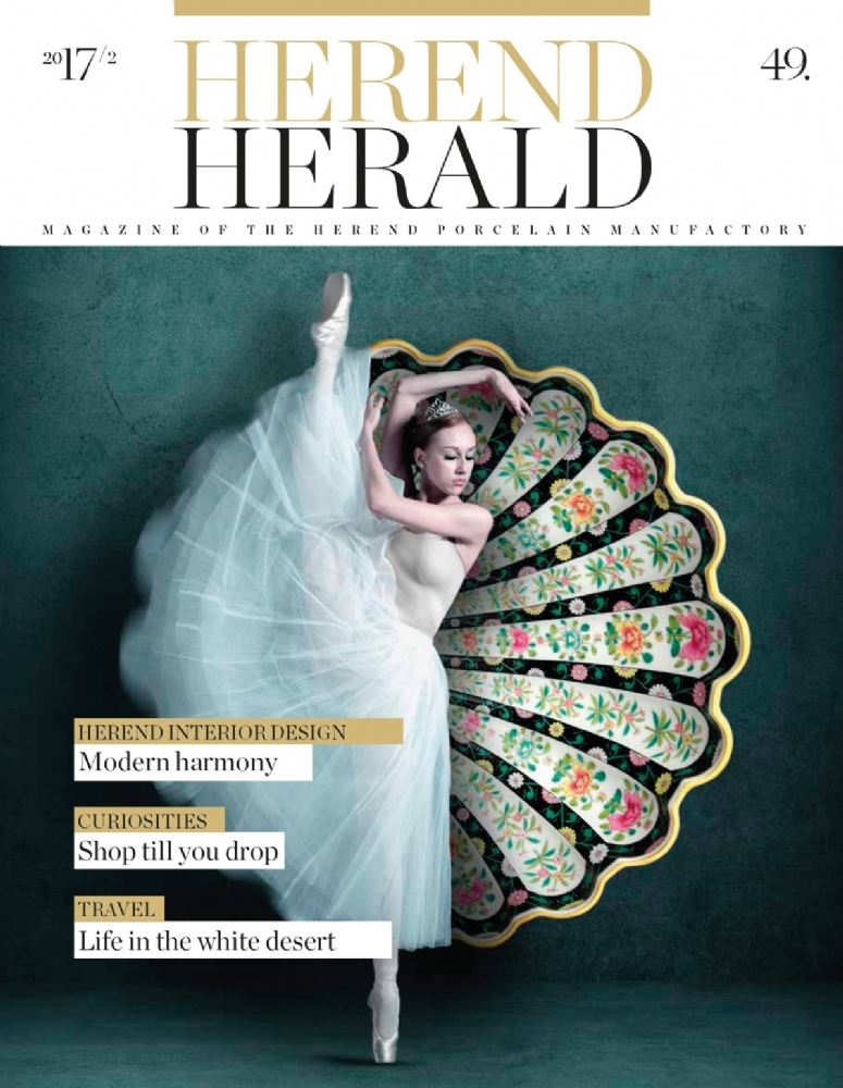 Herend Herald Magazine No:49