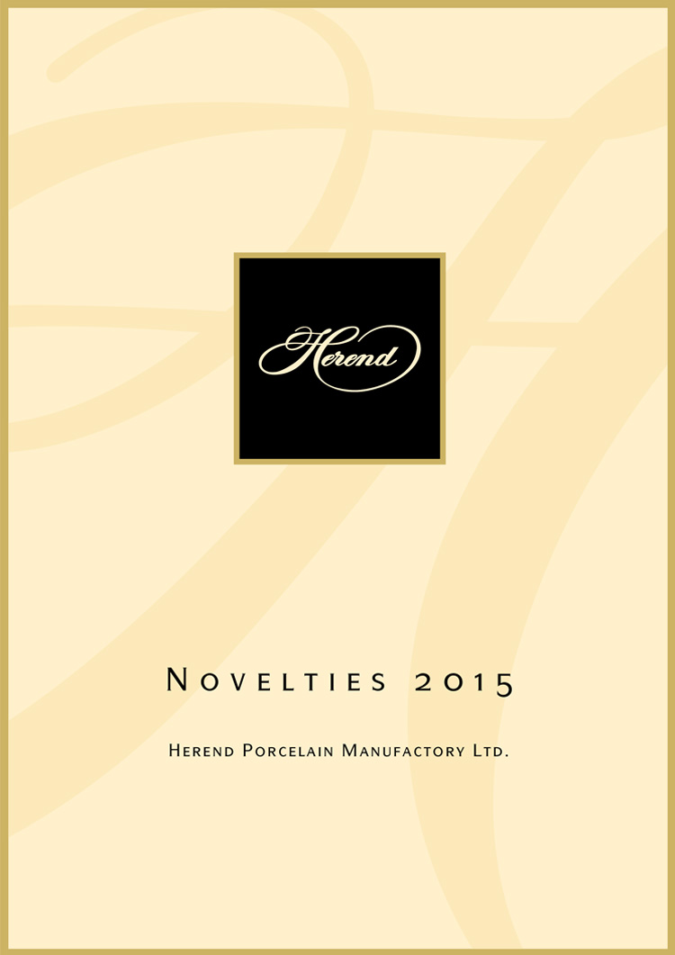 Herend Novelties 2015